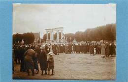 BONNETABLE (sarthe)- Congrès Eucharistique, Juin 1933( Photo Format 11,3cm X 8,2cm). - Lieux