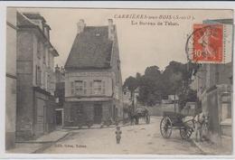 78 CARRIERES SOUS BOIS LE BUREAU DE TABAC ANIMATION. - Frankreich