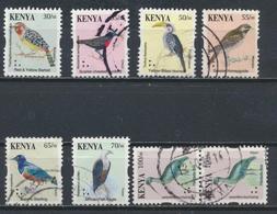 °°° KENYA - BIRDS - 2014 °°° - Kenya (1963-...)