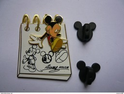 Big Pins Disney Double Moule 4 X 3,5 Cm  Neuf - Disney
