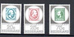 Pays Bas  / Série  N 852 à 854 /    NEUFS ** - 1949-1980 (Juliana)