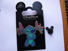 Big Pin S Disney Stitch 5 X 4,5 Cm Neuf - Disney