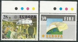 IRLAND 1988 Mi-Nr. 650/51 ** MNH - CEPT - Europa-CEPT