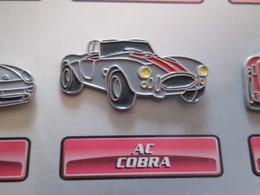 210c Pin's Pins / Beau Et Rare : Thème AUTOMOBILES : AC COBRA - Other