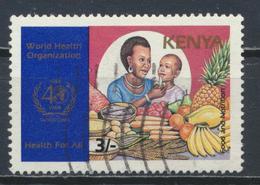 °°° KENYA - Y&T N°439 - 1988 °°° - Kenya (1963-...)