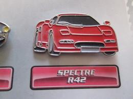 210c Pin's Pins / Beau Et Rare : Thème AUTOMOBILES : SPECTRE R42 - Other