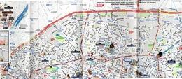Guide Et Plan De Paris - Maps