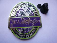 Big Pin S Disney JACK SKELLINGTON 4,5 X 3,5 Cm Neuf - Disney