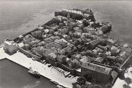 AK  - Montenegro - Budva - Fliegeraufnahme - 1964 - Montenegro
