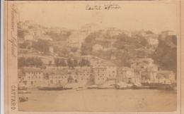 Kabinettkarte - Cattaro - 1900 - Francesco Laforest (Photograph) - Montenegro