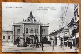 UJVIDEK NEUSATZ   CARTOLINA SPEDIDA DA SUSAK A FIUME IN DATA 15/5/1919 - Serbia
