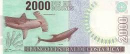 COSTA RICA P. 265e 2000 C 2005 UNC - Costa Rica