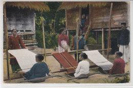 Rheinische Mission In Sumatra - Bataksche Weberei - Um 1910 - Missionen