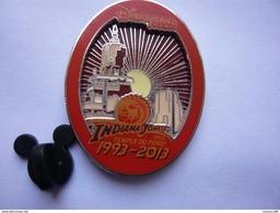 Big Pins Disney Double Moule Indiana 4 X 3,5 Cm No 226  Sur 600 Exemplaires Neuf - Disney