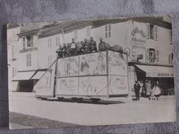 Carte-photo Mulhouse Militaires Bitche Oberhoffen Bières De ... Café De L'est - To Identify