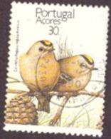 Portugal 1989 - Prot Natureza Birds/Passáros Azores /Açores 30$00 - Oblitérés