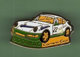 PORSCHE *** CARRERA CUP *** SODIMAC *** A005 - Porsche