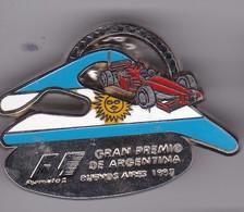 Gros Pin's GRAND PRIX D'ARGENTINE FERRARI 1997 - F1