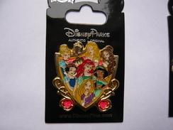 Big Pins Disney Princesse 4,5 X 4,5 Cm Neuf - Disney