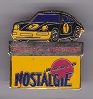 PIN'S PORSCHE EQUIPE L.JEANJEAN NOSTALGIE - Porsche