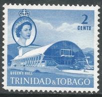 Trinidad & Tobago. 1960-67 QEII. 2c MH. SG 285 - Trinidad & Tobago (...-1961)