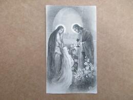 Souvenir De Communion Solennelle - Images Religieuses