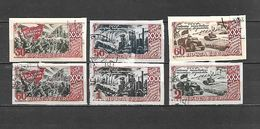 1947 - N. 1160/65 ND USATI (CATALOGO UNIFICATO) - Used Stamps