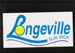 Autocollant  -      LONGEVILLE-sur-MER - Stickers