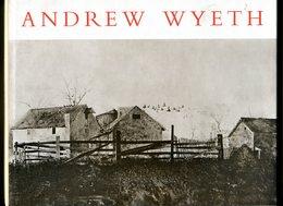 ANDREW WYETH ( Peintre Américain 1917 - 2009 )         DESSINS A LA BROSSE SECHE ET AU CRAYON. 1963 - Fine Arts