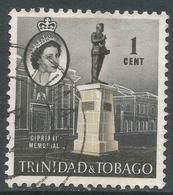 Trinidad & Tobago. 1960-67 QEII. 1c Used. SG 284 - Trinidad & Tobago (...-1961)