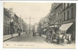 AMIENS (80) Rue De Noyon - ATTELAGE - Amiens