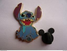 Big Pin S Disney Stitch 4 X 2,5  Cm Neuf - Disney