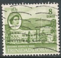 Trinidad & Tobago. 1960-67 QEII. 8c Used. SG 288 - Trinidad & Tobago (...-1961)