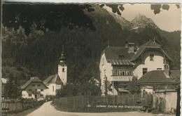 Lofer V. 1959  Teil-Dorf-Ansicht Mit Der Kirche   (1388) - Lofer