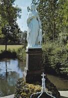 Cartes 1950 Et 1970 SAINTE SOLANGE :statue Et Tapisseries D'aubusson - Autres Communes