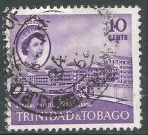 Trinidad & Tobago. 1960-67 QEII. 10c Used. SG 289 - Trinidad & Tobago (...-1961)