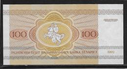 Belarus - 100 Rublei - Pick N°8 - NEUF - Belarus