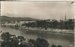 Linz A.D. V. 1962  Stadt Und Donau (1390) - Linz