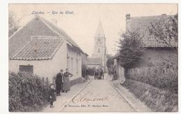Landen: Rue Du Ghat.(attelage) - Landen