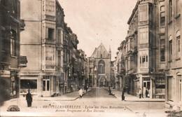 Ixelles Eglise Des Peres Barnabites Avenue Brugmann Et Rue Darwin - Ixelles - Elsene