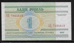 Belarus - 1 Ruble - Pick N°21 - NEUF - Belarus