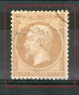 N°21°__très Bon Centrage_cote 10.00 - 1862 Napoléon III.