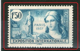 N°336* - Unused Stamps