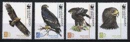(WWF-405) W.W.F. Georgia Bird / Eagle MNH Stamps 2007 - W.W.F.