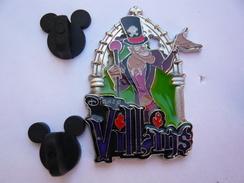 Big  Pin S Disney Relief Villains 4,5 X 3 Cm Neuf - Disney