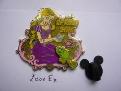 Big Pin S Disney Double Moule 4,5 X 4 Cm Ed Limitee 2000 Ex Neuf - Disney
