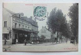 MONTARGIS - ROND POINT DE LA GARE - Montargis