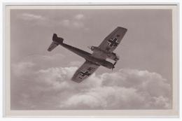 DT- Reich (000325) Propagandakarte Unsere Luftwaffe Blohm & Voß BV 141 Für Sonderzwecke, Ungebraucht - Deutschland