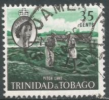Trinidad & Tobago. 1960-67 QEII. 35c Used. SG 293 - Trinidad & Tobago (...-1961)