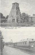 Wittelsheim (68, Alsace) - Carte Postale - Les Mines. - Autres Communes
